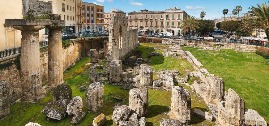 Ortigia – Semi Indipendente Zona Tempio di Apollo Rif. 363